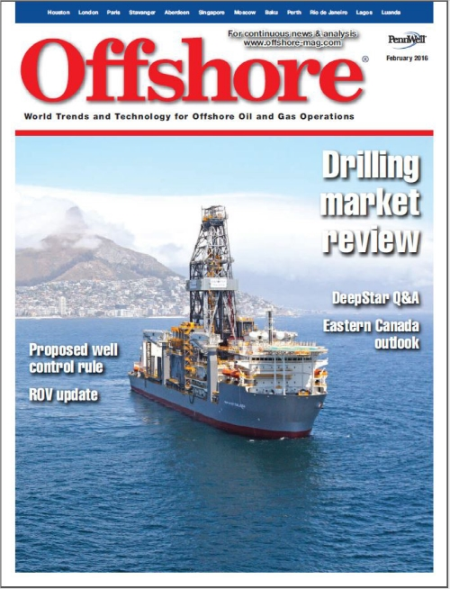 Offshore Magazine Feb 2016